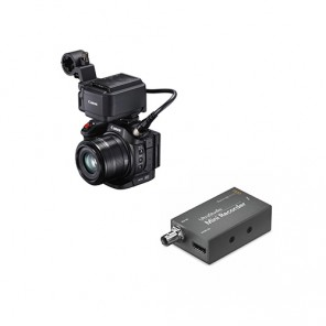 Kit Streaming 2 - Camera Canon XC15 4K